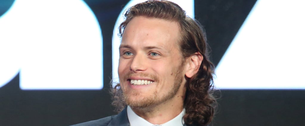 Sam Heughan Was Kinda, Sorta Named After a Lord of the Rings Character