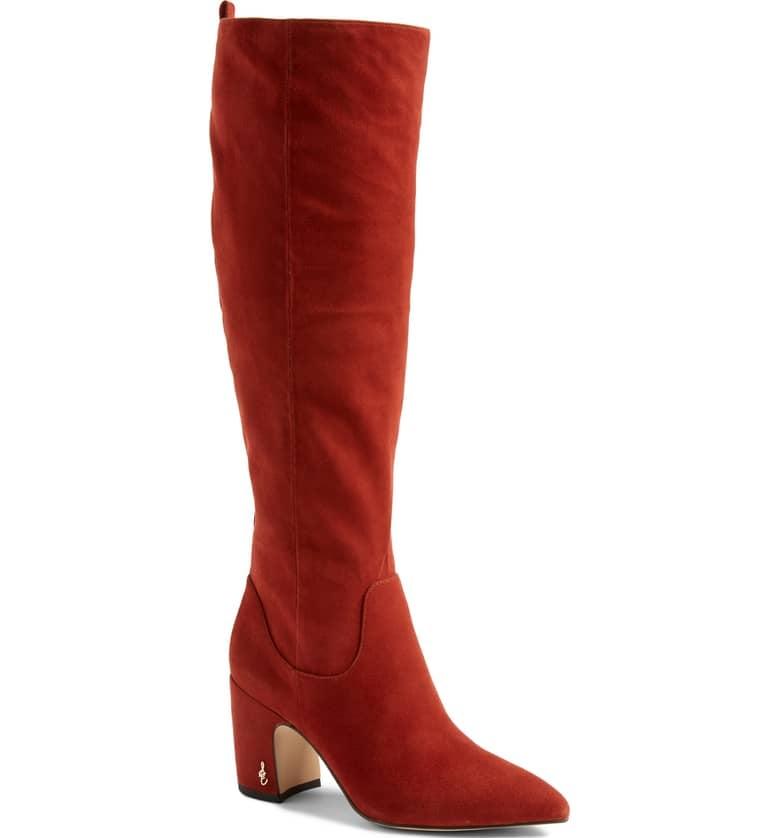 400d3d5760a876 Sam Edelman Hai Knee High Boot