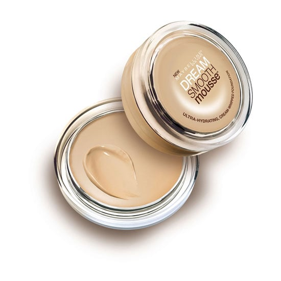 Maybelline New York Dream Smooth Mousse Foundation, $21.95