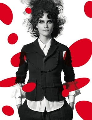 Reminder: Comme des Garçons Hits Select H&M Stores Tomorrow!