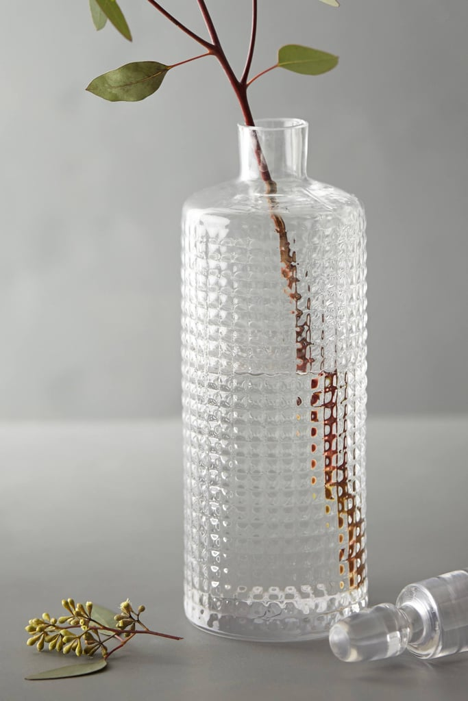 Textured Decanter
