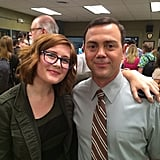 I found Joe Lo Truglio!