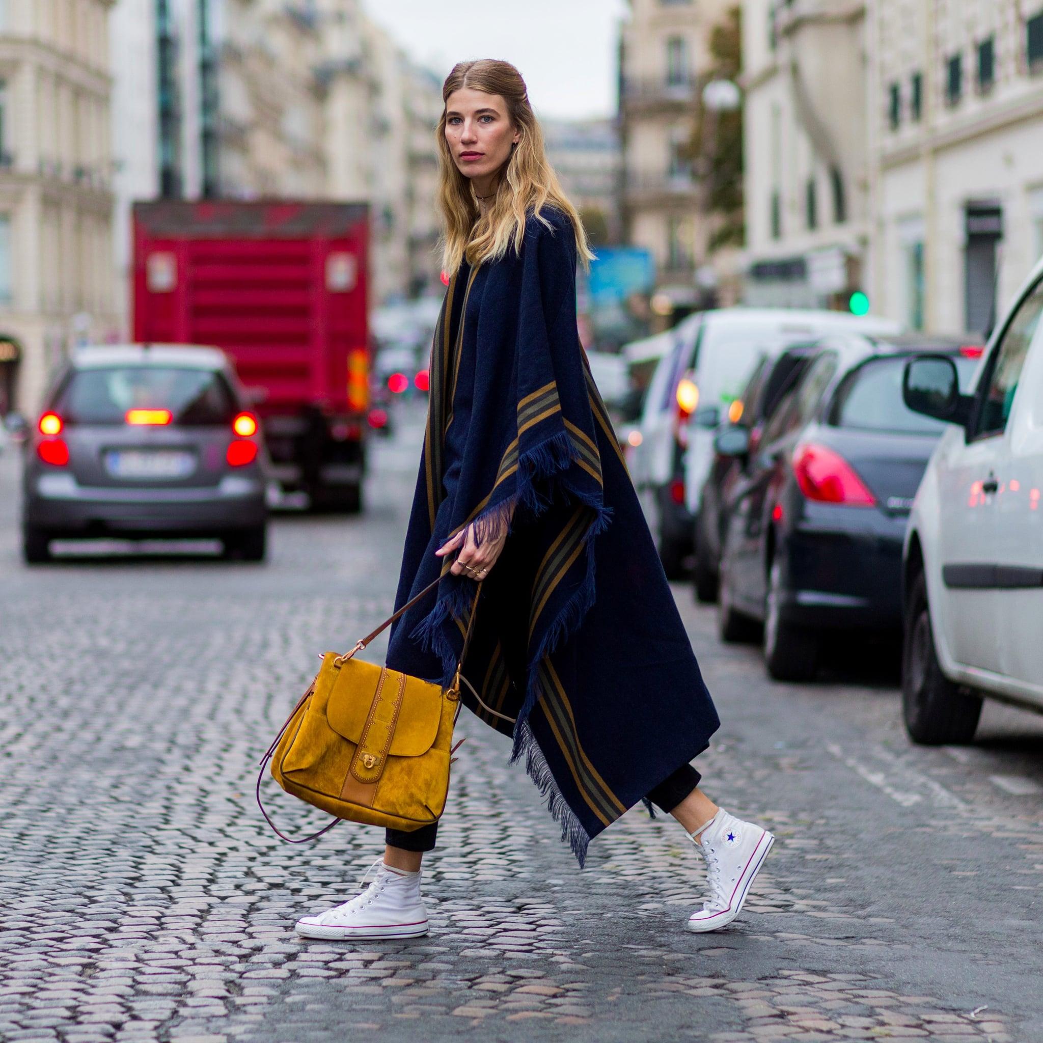 How to Wear High Tops | POPSUGAR Fashion