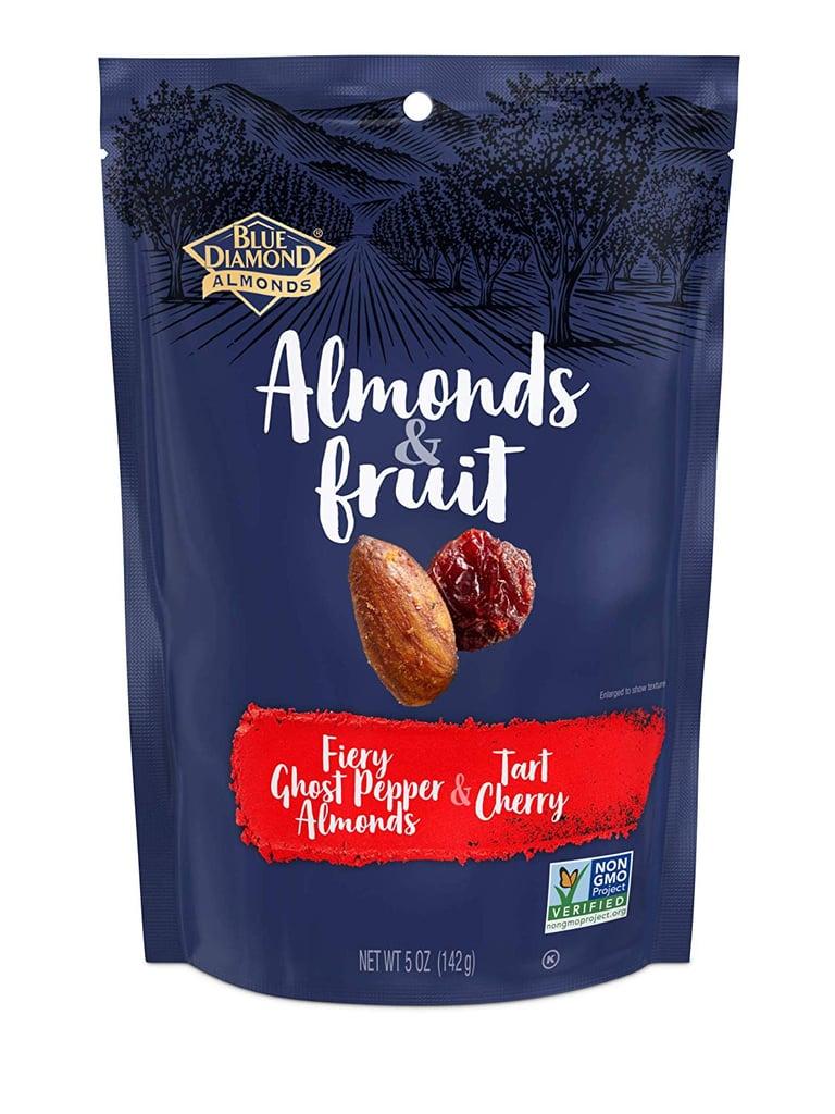 Blue Diamond Fiery Ghost Pepper & Tart Cherry Almonds