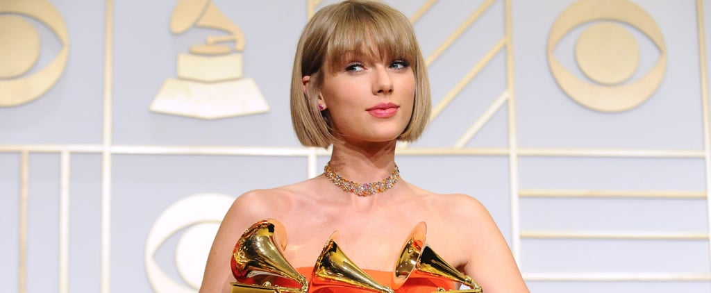 10 Celebrity Reactions to Taylor Swift Hitting Back at Kanye West in Her Grammys Speech