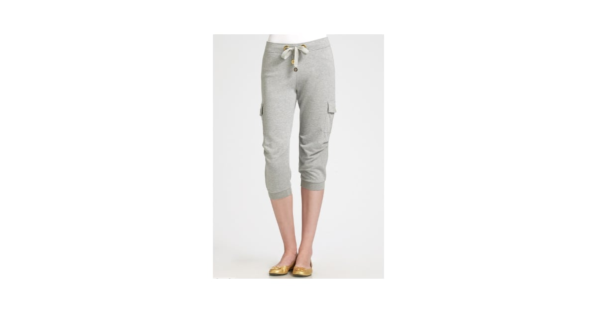 357dfe029f Tory Burch French Terry Cargo Pant ($90, originally $150 ...