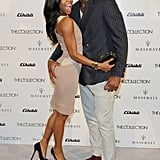 Gabrielle Union and Dwyane Wade, 2013