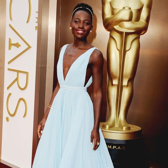 Lupita Nyong'o Prada Dress at Oscars 2014
