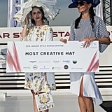 Dubai World 2016: Best Hats and Fascinators