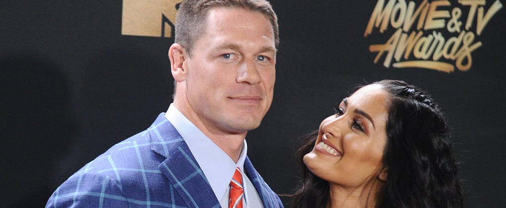 John Cena on Nikki Bella Split April 2018