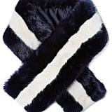 Mariner Faux Fur Scarf ($165)