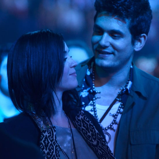 Katy Perry and John Mayer See the Rolling Stones | Pictures