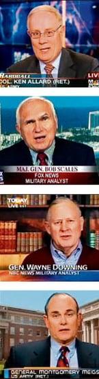 Pentagon Pauses Propaganda Program