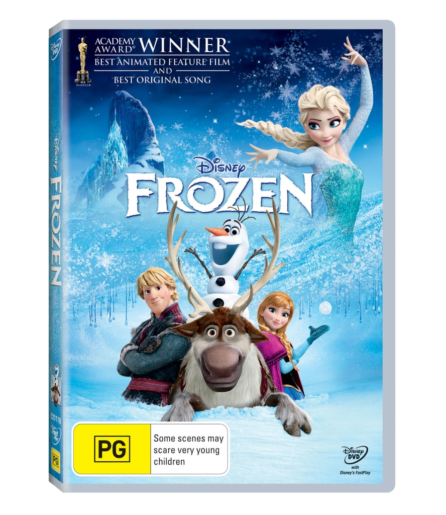 Frozen | New Movies, DVDs, TV, Books Released in Australia April