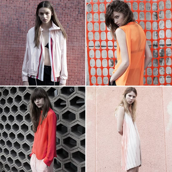 Dion Lee Line II Spring 2012 Collection In Stores Now: See The Look Book In Full