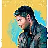 Dean Print ($10)