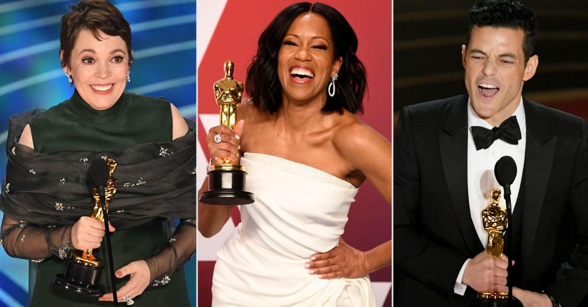 Oscar Winners 2019 | POPSUGAR Entertainment