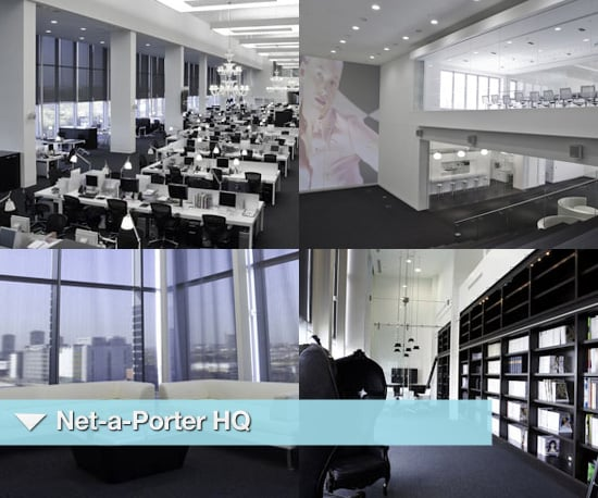Photos of net a porter 39 s office above westfield mall for 121 141 westbourne terrace london