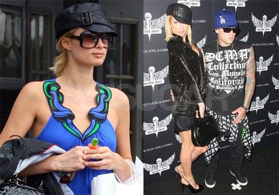 Photos of Paris Hilton and Benji Madden