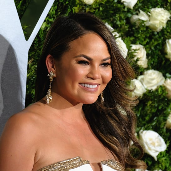Chrissy Teigen Shows Off Hormonal Acne