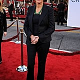 Julia Roberts at the LA premiere of Larry Crowne.