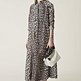 Splurge: Ganni Printed Cotton Poplin Maxi Dress