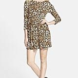 Glamorous Cheetah Print Dress