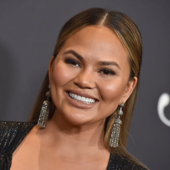 Chrissy Teigen Tweets About Grey Hair