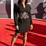 Uzo Aduba at the 2014 MTV VMAs