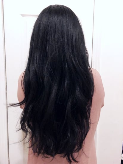 Kristin Ess Signature Hair Gloss in Crystal Quartz Review