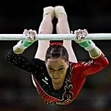 Sophie Scheder, Gymnastik, Deutschland