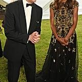 Prince Edward Laughing Photos