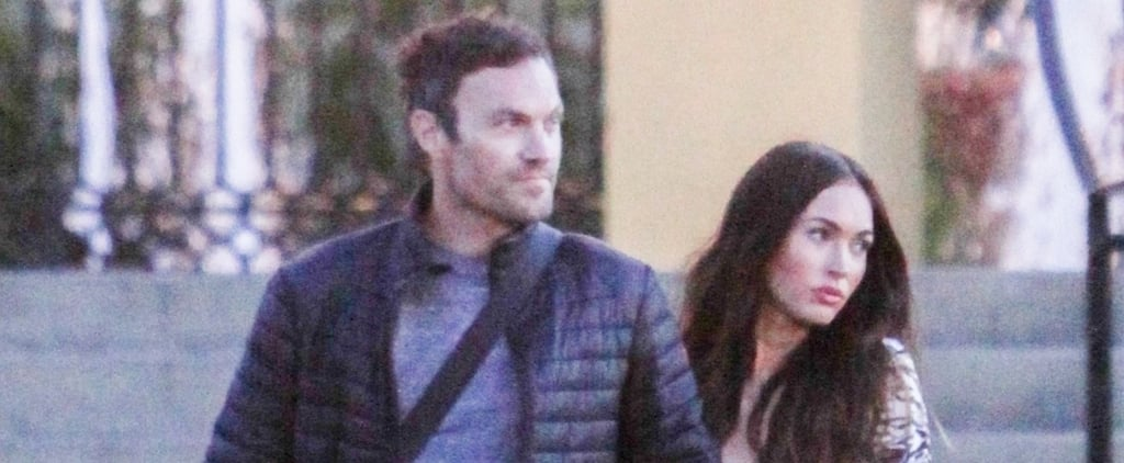 Megan Fox and Brian Austin Green Out in LA April 2019