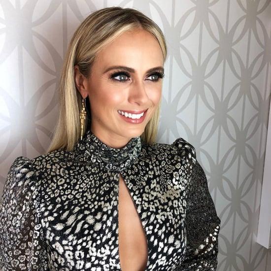 Sylvia Jeffreys Logies Makeup 2019
