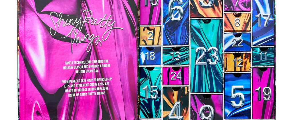 MAC Cosmetics Shiny Pretty Things Advent Calendar 2018