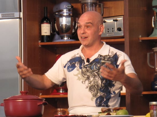 Michael Symon Shares Tips on Flavor and Spice