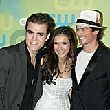 When Their Sweet Bromance Swept Nina Off Her Feet