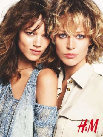 Sneak a Peek at H&M's Spring 2011 Ad Campaign: Lushness!