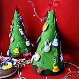 La Lune Toy Kids Felt Christmas Tree