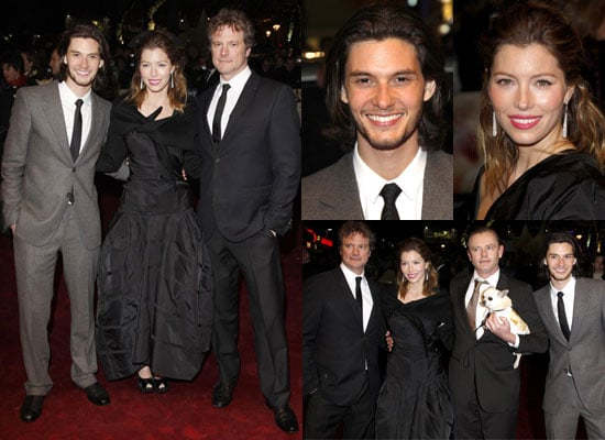 29/10/2008 Easy Virtue London Premiere