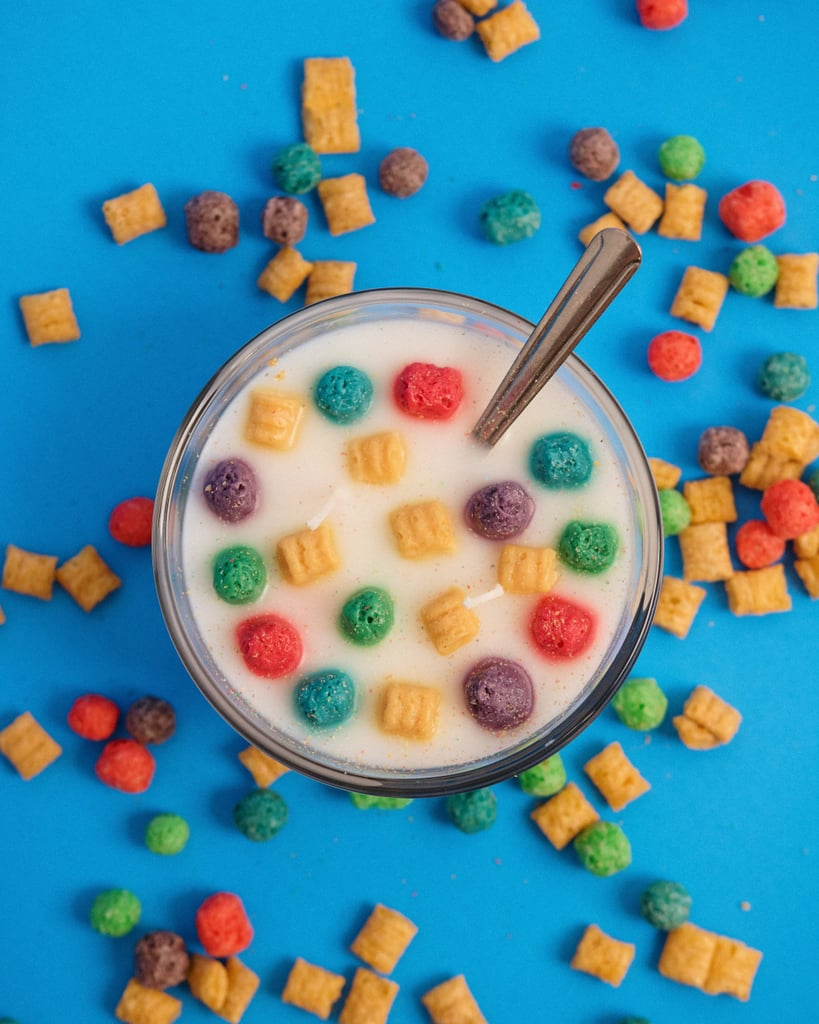 Ardent Cereal Candles Look and Smell Like Your Fave Cereals