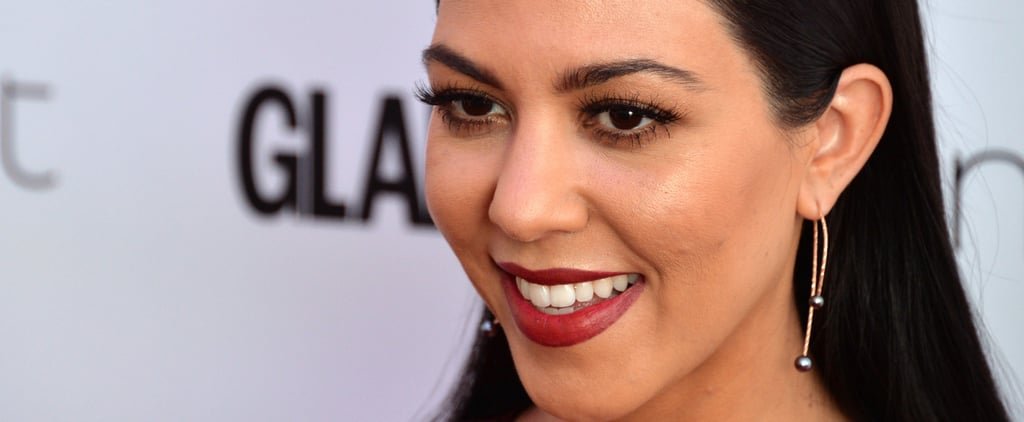 This Is the Mascara Kourtney Kardashian Has Been Wearing Since College