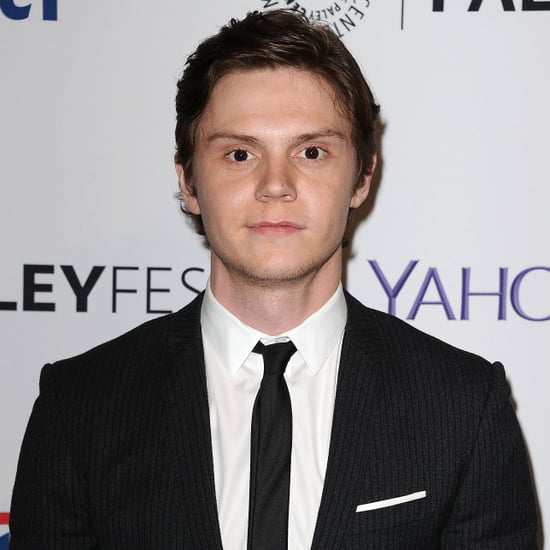 Evan Peters GIFs