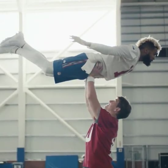 New York Giants Dirty Dancing Super Bowl Commercial