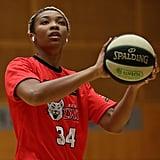 Imani McGee-Stafford, Basketball