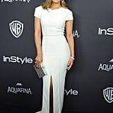 Jennifer Lopez at the InStyle Golden Globe Awards Party