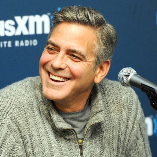 George Clooney on Pranking Tina Fey and Amy Poehler