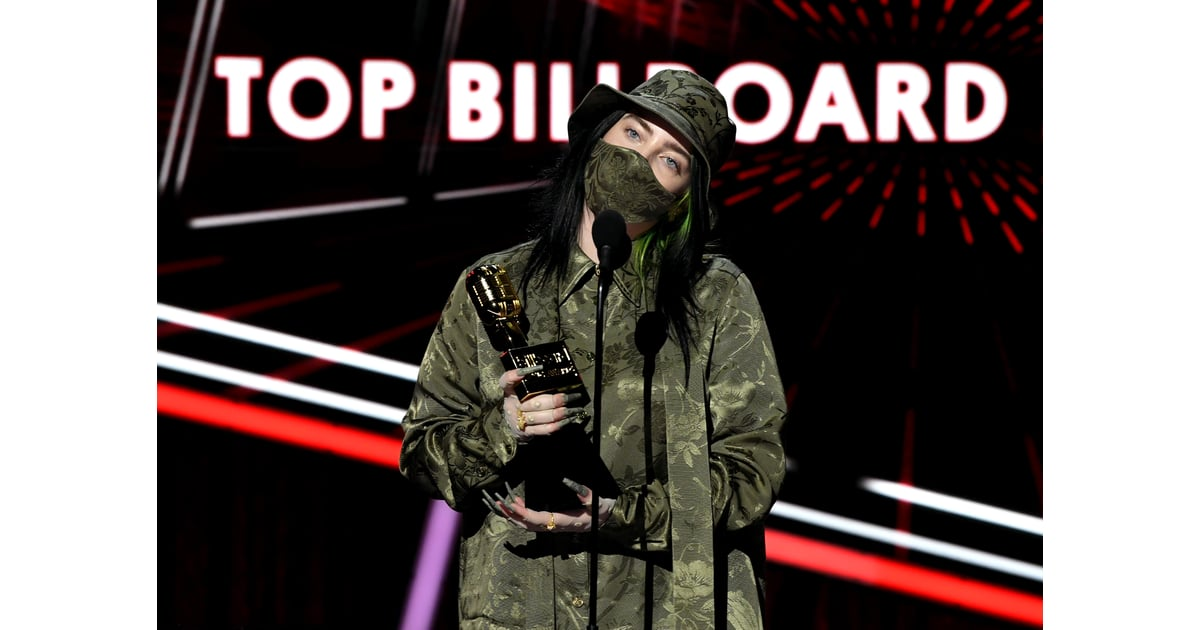 Billie Eilish's Gucci Outfit at Billboard Music Awards ...