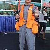Matt the Radar Technician, Regular