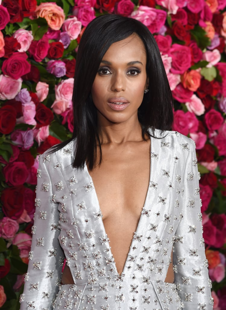 Kerry Washington Unretouched Ad 2019